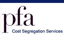 PFA Cost Segregation Services